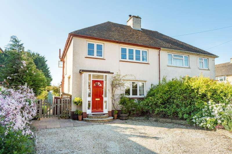 3 Bedrooms Semi Detached House for sale in New Road, Woodstock, Oxfordshire