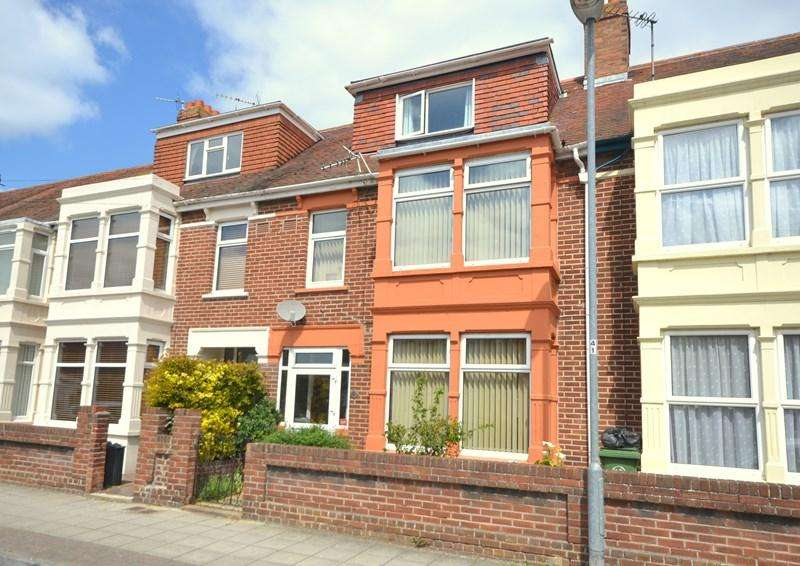 5 Bedrooms Terraced House for sale in Hayling Avenue, Baffins, Portsmouth