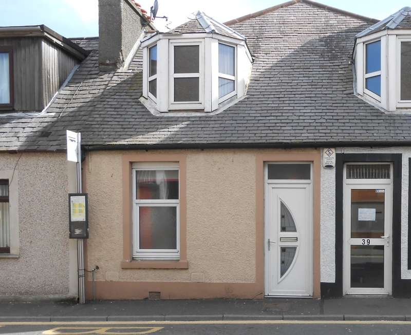 3 Bedrooms Terraced House for sale in St. John Street, Stranraer, Wigtownshire, DG9 7EW