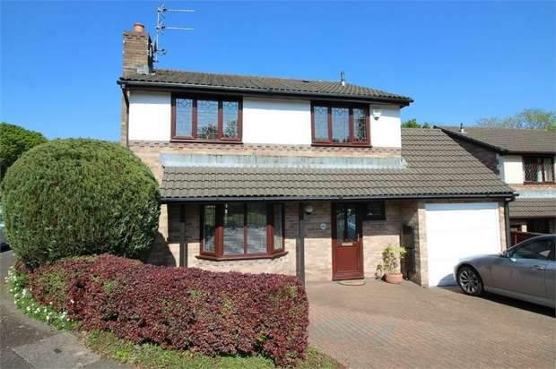 4 Bedrooms Detached House for sale in Ashleigh Court, Henllys, Cwmbran