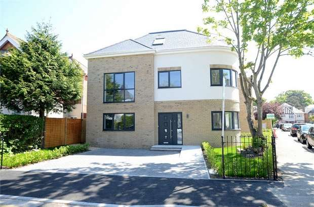 2 Bedrooms Flat for sale in Westbourne Park Road, Westbourne, Bournemouth