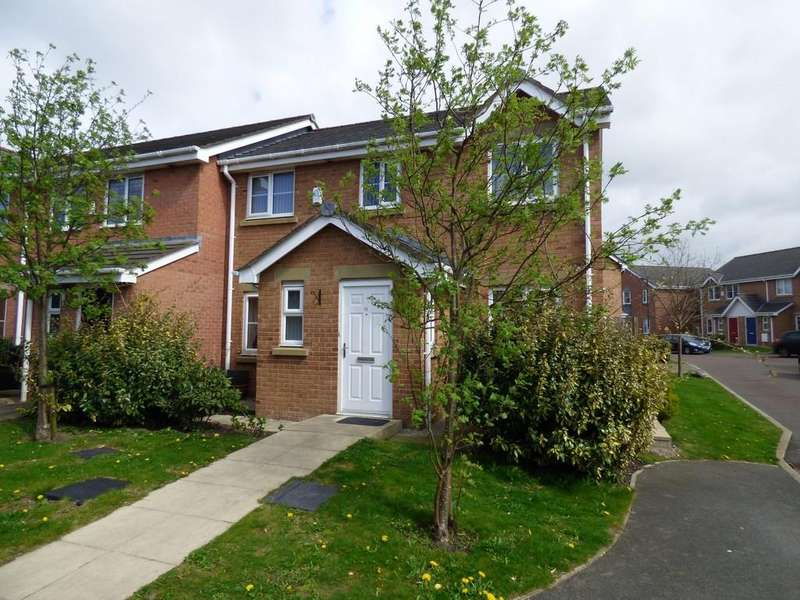 3 Bedrooms Semi Detached House for sale in Nelson Way, Lytham Quays