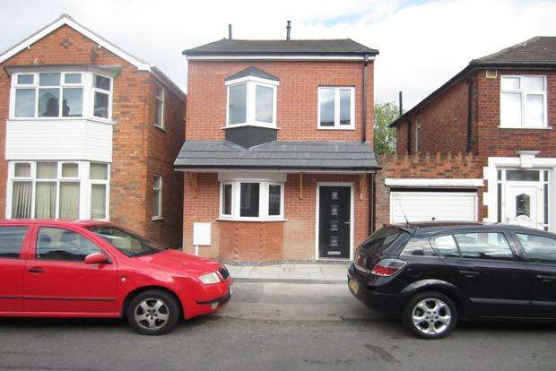 3 Bedrooms Detached House for sale in Nansen Road, North Evington, Leicester, LE5
