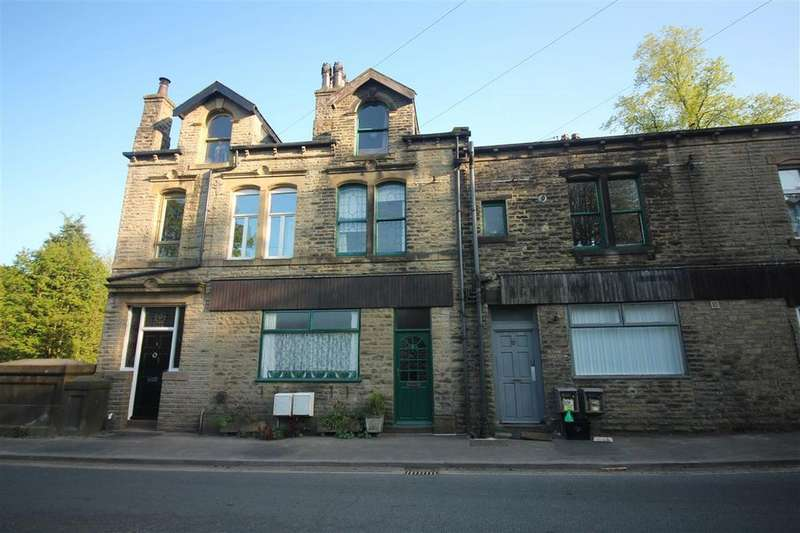 3 Bedrooms Terraced House for sale in Milner Place, Station Road, Halifax