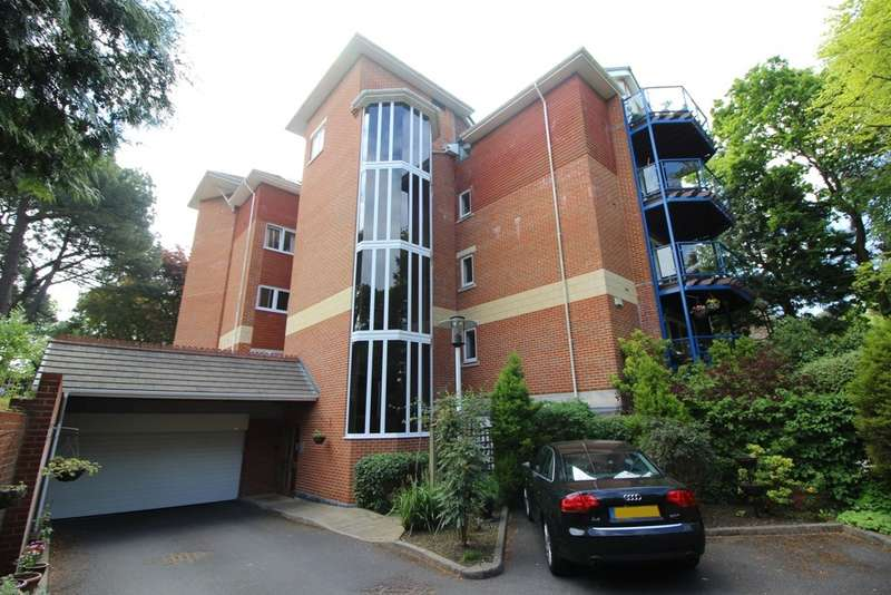 2 Bedrooms Flat for sale in 19 St Winifreds Road, Meyrick Park Bournemouth
