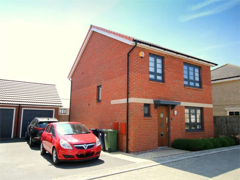 3 Bedrooms Detached House for sale in ST NEOTS