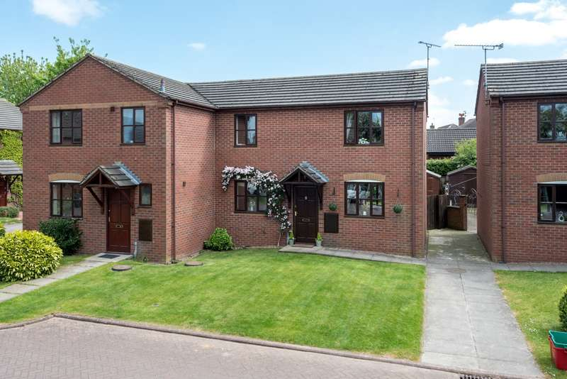 2 Bedrooms House for sale in 2 bedroom House Semi Detached in Tarporley