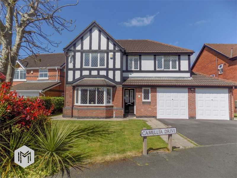 4 Bedrooms Detached House for sale in Camellia Drive, Leyland, Lancashire