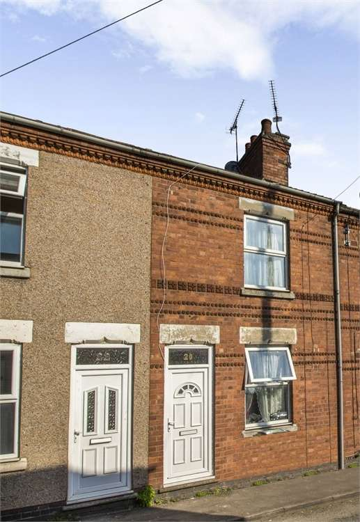 2 Bedrooms Terraced House for sale in Church Street, Coventry, West Midlands
