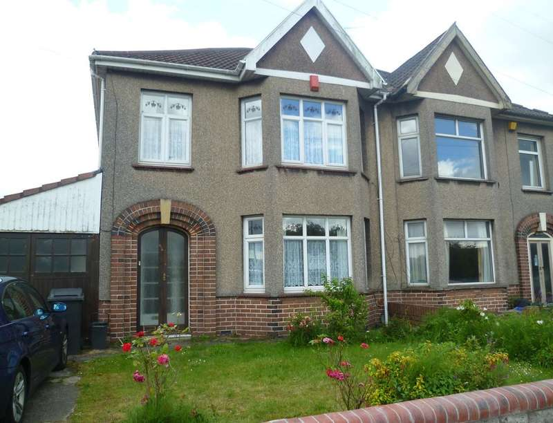 3 Bedrooms Semi Detached House for rent in Southmead Road, Filton, Bristol, BS34