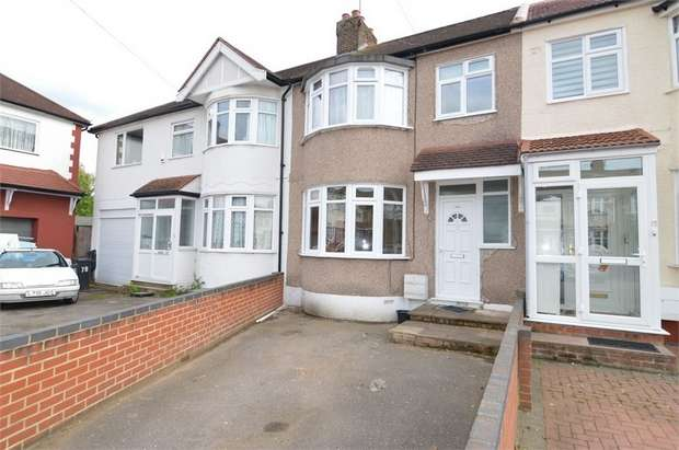 3 Bedrooms Terraced House for sale in Connop Road, ENFIELD, Greater London