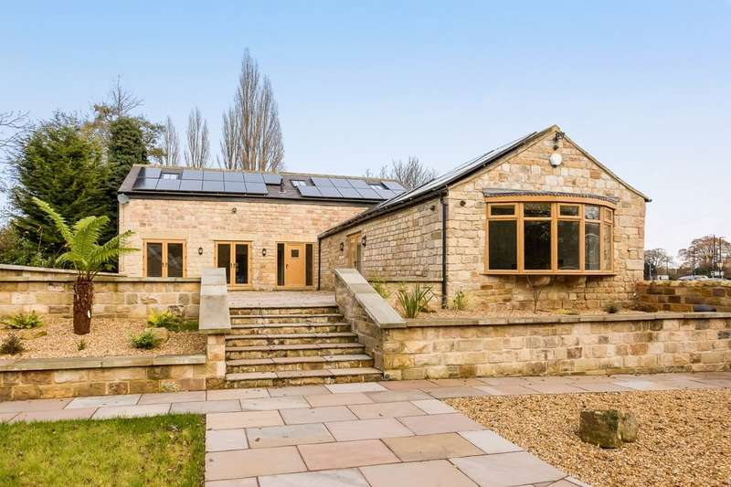 4 Bedrooms Detached House for sale in The Old Mill, Leeds Road, Collingham, LS22