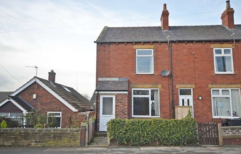 2 Bedrooms End Of Terrace House for sale in Main Street, East Ardsley, Wakefield