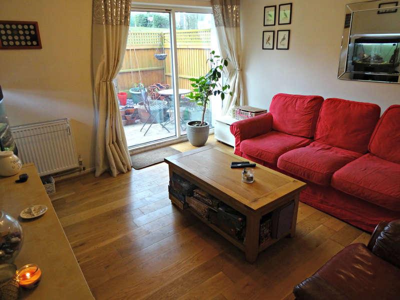 1 Bedroom Flat for sale in Hazel Grove, Moorfields, Bath