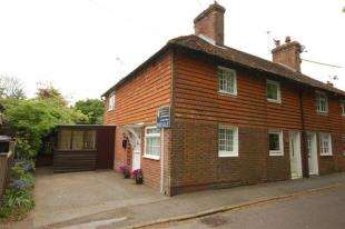 2 Bedrooms End Of Terrace House for sale in New Road, Ridgewood, Uckfield, East Sussex