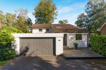 4 Bedrooms Detached House for sale in Woodview Close, Southampton, Hampshire