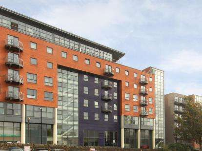 1 Bedroom Flat for sale in West One Plaza 2, 11 Cavendish Street, Sheffield, South Yorkshire