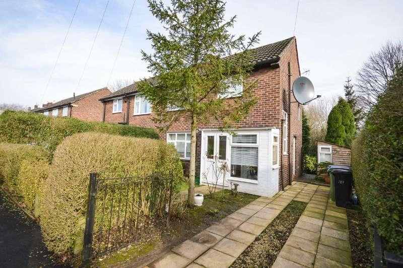 3 Bedrooms Semi Detached House for sale in Grange Avenue, Cheadle Hulme
