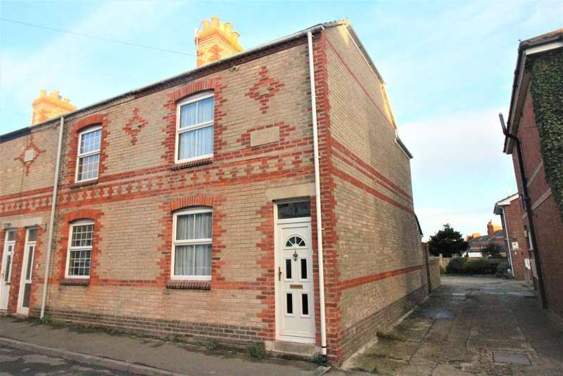 2 Bedrooms End Of Terrace House for sale in Holly Road, Weymouth, Dorset, DT4 0BB