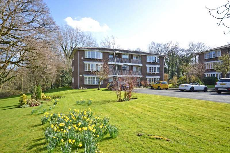 2 Bedrooms Apartment Flat for sale in LADYBROOK ROAD, Bramhall
