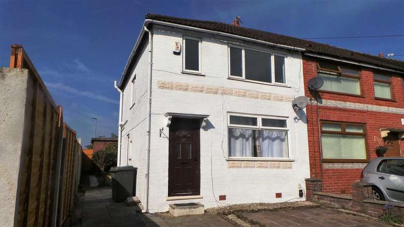 2 Bedrooms Semi Detached House for sale in Old Farm Crescent, Manchester