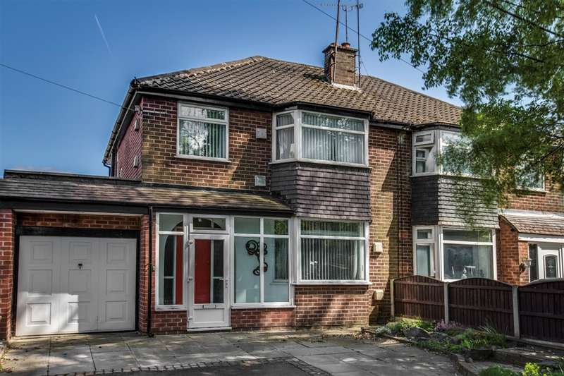 3 Bedrooms Semi Detached House for sale in Farm Lane, Worsley, Manchester, M28 2PG