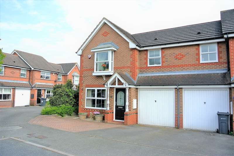 3 Bedrooms End Of Terrace House for sale in Hawnby Grove, Sutton Coldfield