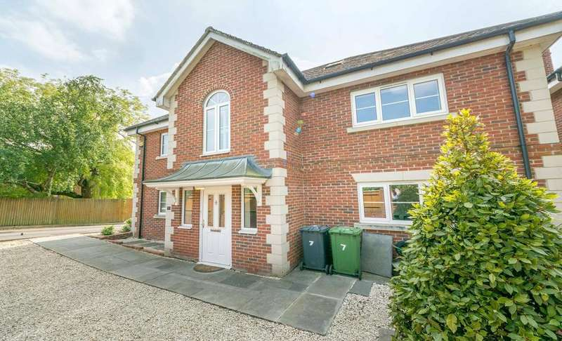 5 Bedrooms Detached House for sale in Millers View, Bursledon, Southampton, Hampshire SO31