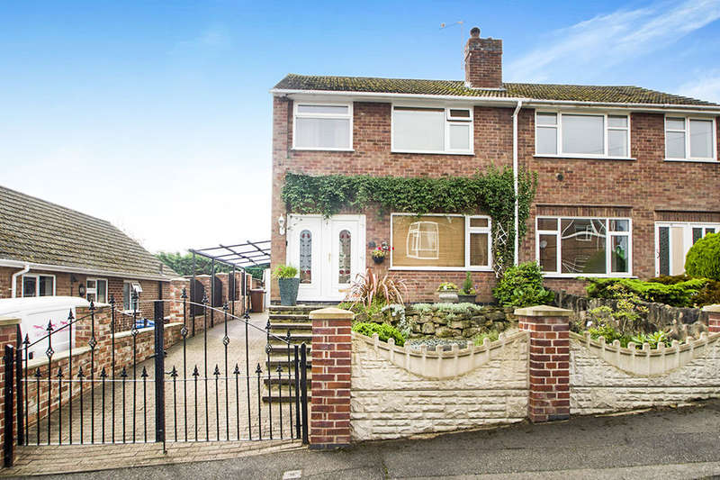 3 Bedrooms Semi Detached House for sale in Haddon Street, Ilkeston, DE7