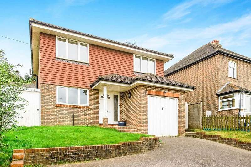 4 Bedrooms Detached House for sale in Tandridge Western Road, Crowborough, TN6