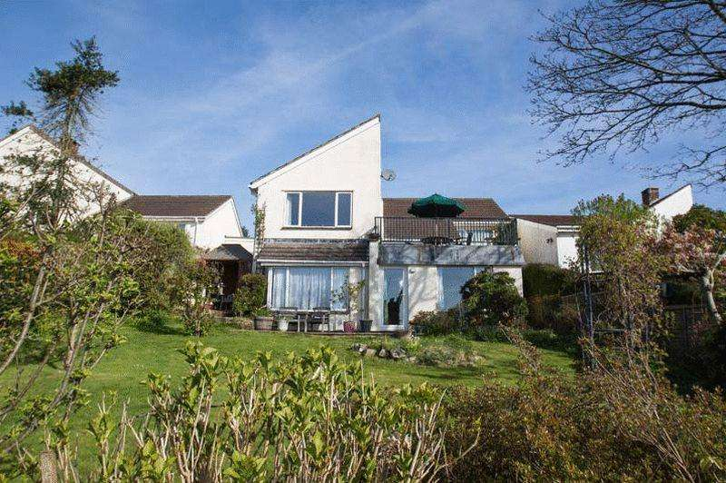 4 Bedrooms Detached House for sale in White Rock, Bridford