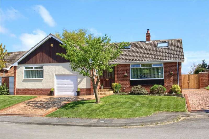 5 Bedrooms Detached Bungalow for sale in Roseland Crescent, Marton
