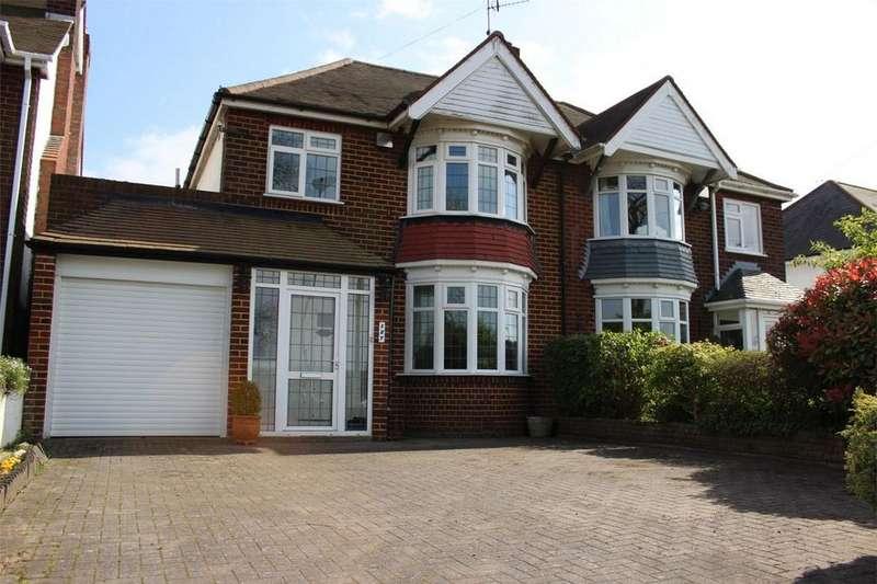 3 Bedrooms Semi Detached House for sale in Manor Lane, HALESOWEN, West Midlands