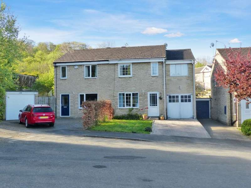 4 Bedrooms Semi Detached House for sale in Lytham Gardens, Skipton