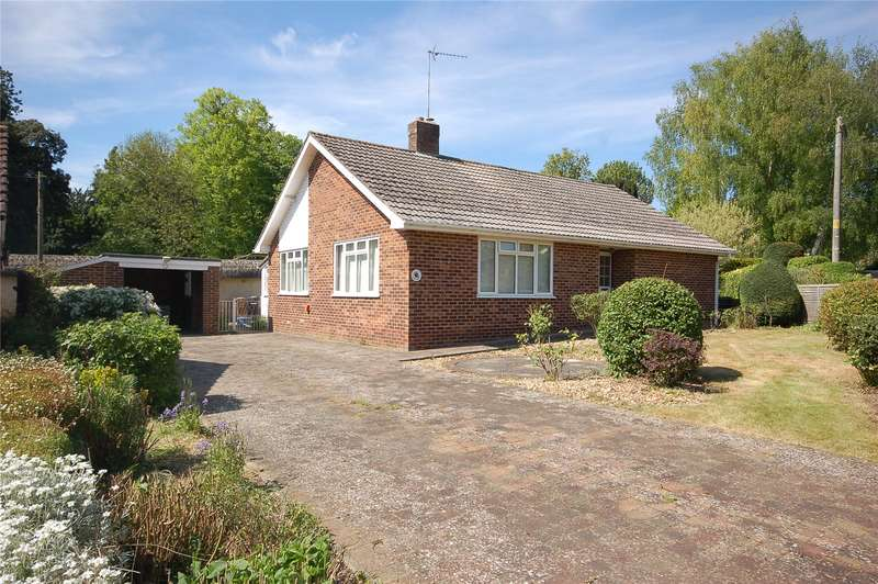 2 Bedrooms Detached Bungalow for sale in Over Wallop, Stockbridge, Hampshire, SO20