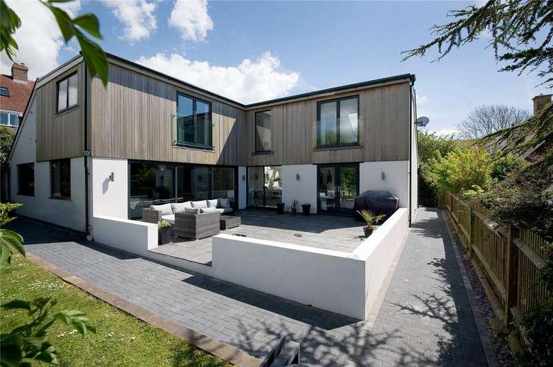 5 Bedrooms Detached House for sale in Ovingdean Road, Ovingdean, Brighton