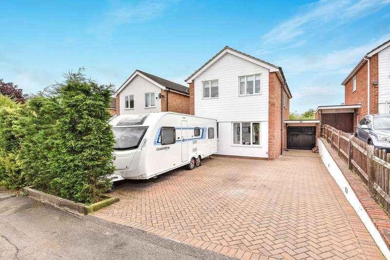 3 Bedrooms Link Detached House for sale in Bankfields, Headcorn