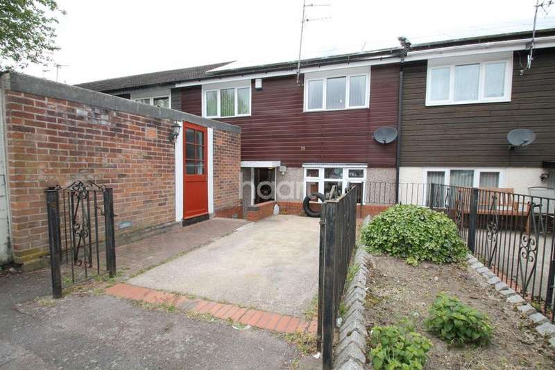3 Bedrooms Terraced House for sale in Rannoch Close, Leicester
