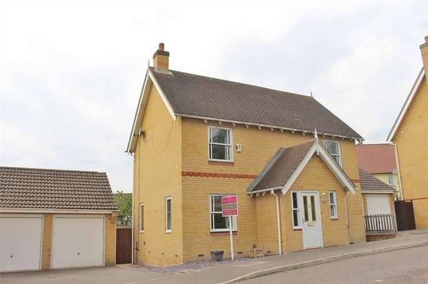 4 Bedrooms Detached House for sale in Flitch Green, Great Dunmow, Essex