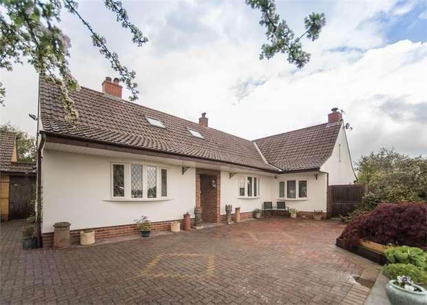 3 Bedrooms Detached House for sale in Isleport Lane, Highbridge, Somerset