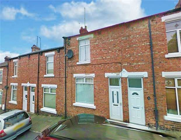 2 Bedrooms Terraced House for sale in Windsor Terrace, Crook, Durham