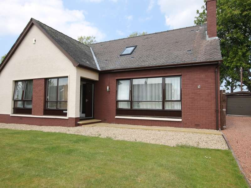 5 Bedrooms Detached House for sale in 6 Laburnum Crescent, Wishaw, ML2 7EH