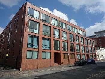 1 Bedroom Flat for sale in Octahedron, 50 - 52 George Street, Birmingham, B3 1PP