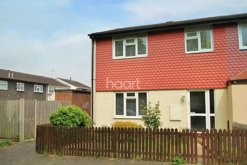 3 Bedrooms End Of Terrace House for sale in Tyefields, Basildon