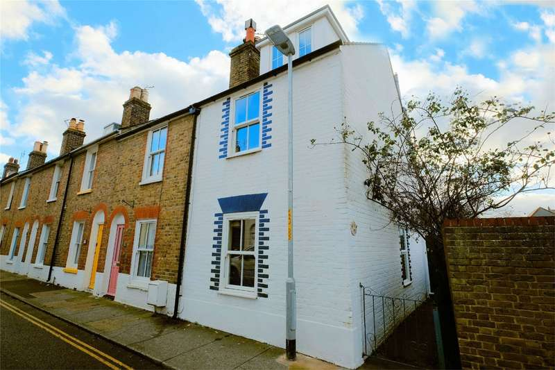 2 Bedrooms End Of Terrace House for sale in Albert Street, Whitstable, Kent
