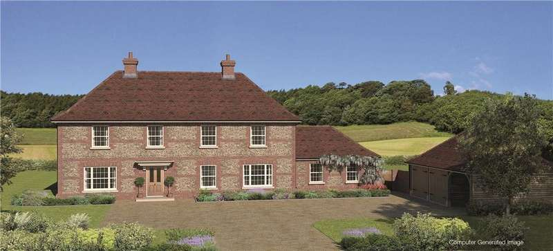 5 Bedrooms Plot Commercial for sale in Humbly Grove, Near South Warnborough, Hook, RG29