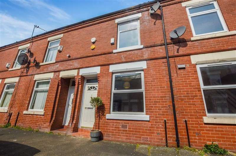 2 Bedrooms Terraced House for sale in Spreadbury Street, Moston, Manchester, M40