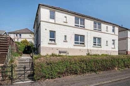 2 Bedrooms Flat for sale in Milrig Road, Rutherglen, Glasgow, South Lanarkshire