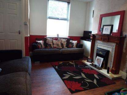 2 Bedrooms Terraced House for sale in Raglan Street, Ashton-On-Ribble, Preston, Lancashire