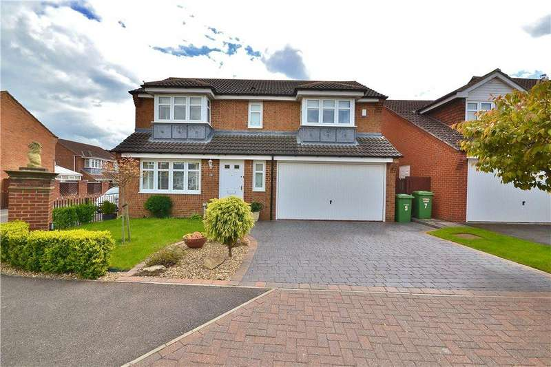 4 Bedrooms Detached House for sale in Snowdrop Close, Stockton-on-Tees